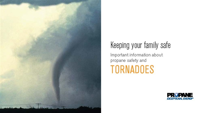 Tornadoes Propane Safety Brochure Thumbnail
