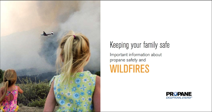 Wildfires Propane Safety Brochure Thumbnail