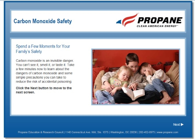 Carbon Monoxide Propane Safety Video Thumbnail